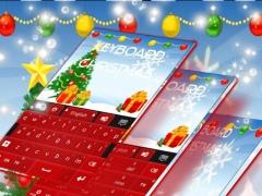 Christmas Keyboard GO 1.224.1.85 Screenshot