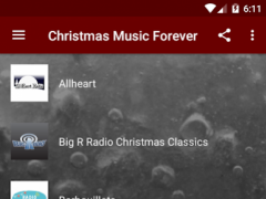 Christmas Music Forever 1.3 Screenshot