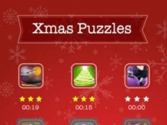 Christmas Quiz Slide Puzzles 1.1 Screenshot