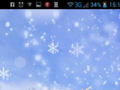 Christmas Reindeer LWP 3.5 Screenshot