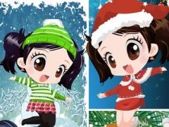 Christmas Salon - Fun Design Game for Girls 1.0 Screenshot