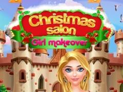 Christmas Salon Girl Makeover 1.1 Screenshot