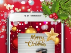 Christmas Selfie Photo Cards 1.0 Screenshot