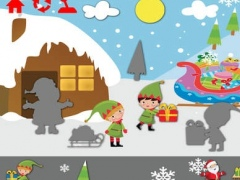 Christmas Story (Puzzles and Magnets) Free 1.0 Screenshot