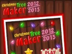Christmas Tree Maker 2012-13 1.0.2 Screenshot