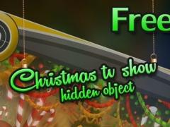 Christmas TV Show Hidden Object Game 1.0 Screenshot