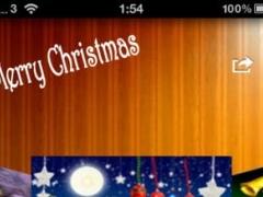 Christmas Video (Animated) Greeting Cards 1.0 Screenshot