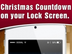 Christmas Wallpapers with Calendar - Christmas Countdown on your Lock Screen! 1.2 Screenshot