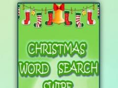 Christmas Word Search Swipe 1.0 Screenshot