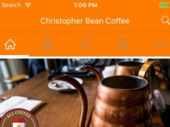 Christopher Bean Coffee 1.2 Screenshot
