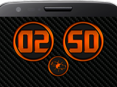 Chrom'd Orange 1.1.3.0 Screenshot