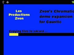 Chromatic Hits demo (Caustic) 1.0.1 Screenshot