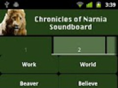 Chronicles Of Narnia Sounds 1.0 Screenshot