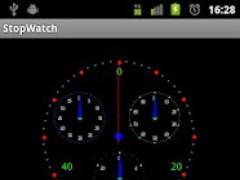 Chronograph Stopwatch 1.0.1 Screenshot