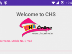 CHS Online 4.0 Screenshot