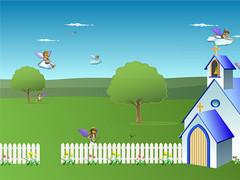 Church Angels Christian Screensaver 1.0 Screenshot