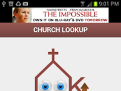Church Lookup (Search/ Finder) 1.0.0 Screenshot