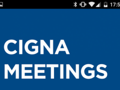 Cigna Meeting Services 1.6 Screenshot