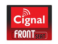 Cignal Front Seat 1.0 Screenshot
