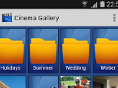 Cinema Gallery 4.4 Screenshot