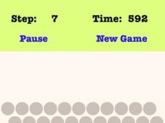Circle Blue Pong 3.3.2 Screenshot