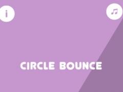 Circle Bounce 2k17 - Never Knew Hop Game 1.0 Screenshot