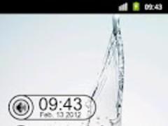 Circle - MagicLockerTheme 1.9 Screenshot