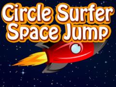 Circle Surfer Space Jump 1.0 Screenshot