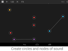 Circle Synth 2.0 Screenshot