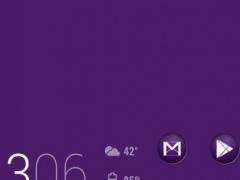 Circons Purple Icon Pack 1.3 Screenshot