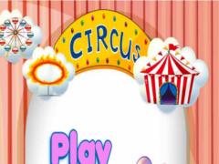 Circus Cartoon Puzzle 1.5 Screenshot