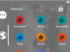 Cirkify 2.0 Icon Pack 2.21 Screenshot