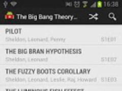 Citations - Big Bang Theory 1.0 Screenshot