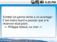 Citations FR 1.0.2 Screenshot