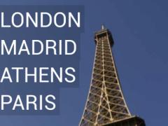 Cities in Europe Quiz 1.0.1 Screenshot