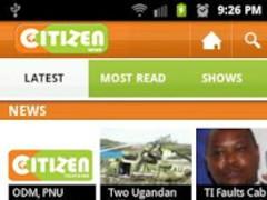 Citizen News 1.0 Screenshot