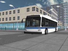 City Bus Driving 2015 5.1 Screenshot