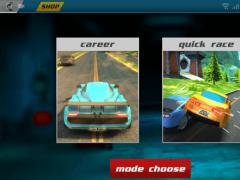 Review Screenshot - City Car Drift Racer