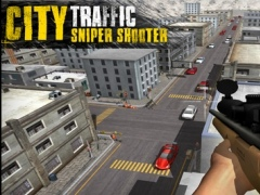 City Car Traffic Sniper Shooter 3D - SWAT Undercover Sniper Shooting Game 1.0 Screenshot