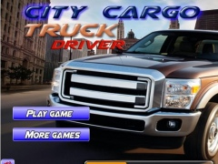 City Cargo Truck Driver 3D 1.0 Screenshot