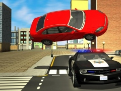 City Crime Gang vs Police Car 1.5 Screenshot