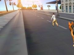 City Crime Police Dog Sim-ulator 1.0 Screenshot