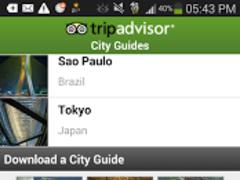 City Guides Catalog 1.6 Screenshot