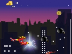 City Helicopter Fighter Battle - Copter Bomber Battlefield Free 1.0 Screenshot