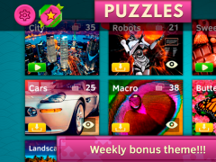 City Jigsaw Puzzles Free 2016 1.0.38 Screenshot