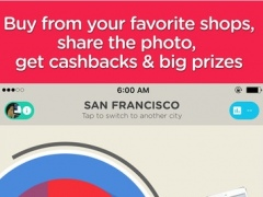 City Lifebit - Buy, Share, Get Cash and Prizes from Shops 2.5.3 Screenshot