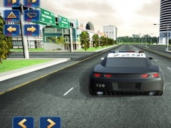 City Police Academy; Driving Test & Parking School 1.0 Screenshot