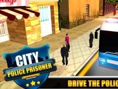 City Police Prisoner Transport 3D - Prison Breakout Mission & Transport Criminal In Town 1.4 Screenshot