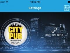 City Pub, Online Ordering 3.1.3 Screenshot