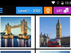 City Quiz Game 1.2 Screenshot